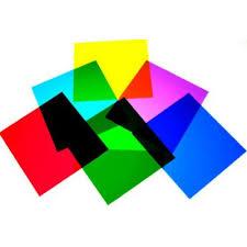 Bralna folija A4 – različne barve