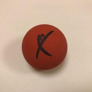 Bal-A-Vis-X žogica – rdeča