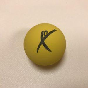 Bal-A-Vis-X žogica – rumena